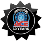 60 Anniversary of ACE Stamping