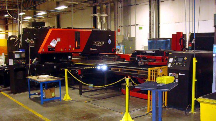 Custom Metal Fabrication Ace Stamping Amp Machine Co